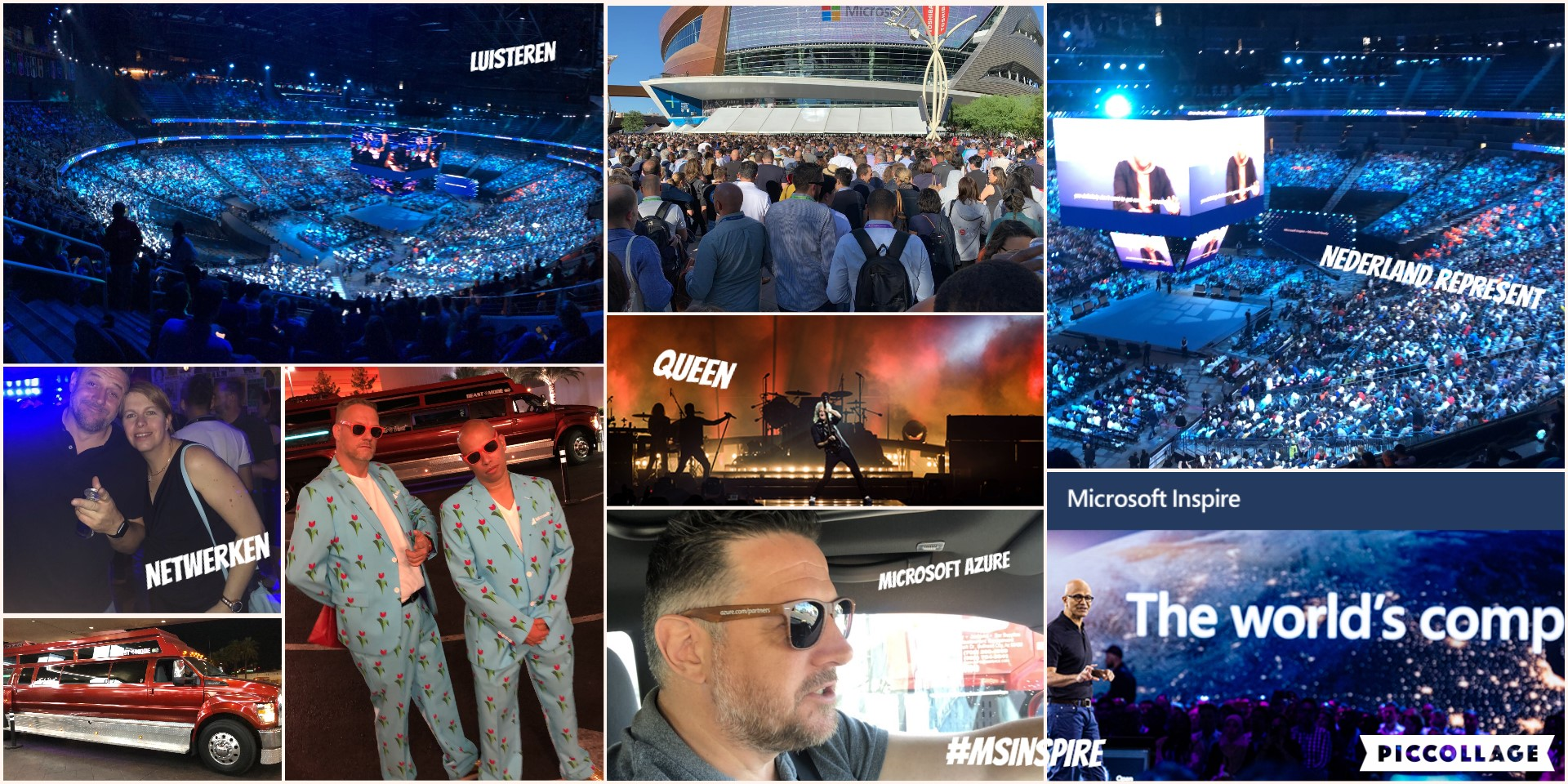 It's (almost) a wrap….Microsoft Inspire 2019, we had a blast!